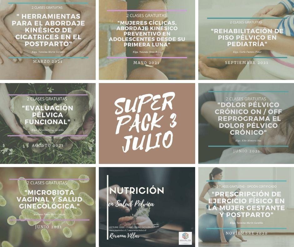 Super pack 3
